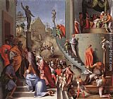 Jacopo Pontormo - Joseph in Egypt