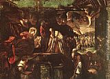 Jacopo Robusti Tintoretto - Adoration of the Magi