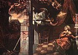 Jacopo Robusti Tintoretto - Annunciation