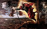 Jacopo Robusti Tintoretto - Creation of the Animals