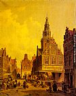 Jacques Carabain - The Weight House, Alkmaar