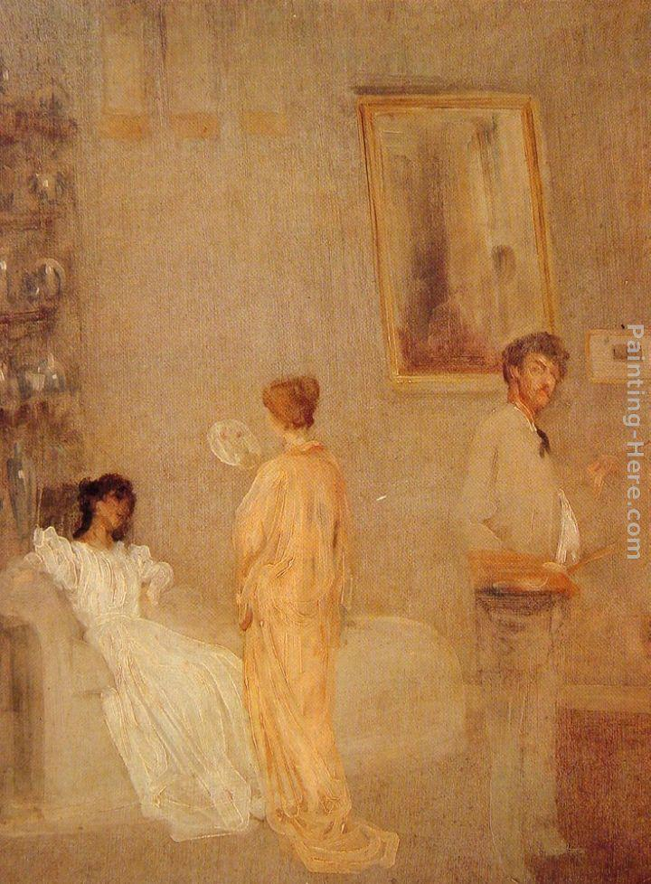 James Abbott Mcneill Whistler Wall Art