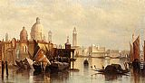 James Holland - A View Of Venice