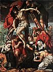 Jan Sanders van Hemessen - The Descent from the Cross