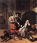 Jan Steen - Doctor's Visit