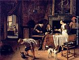 Jan Steen - Easy Come, Easy Go