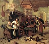 Jan Steen - In the Tavern