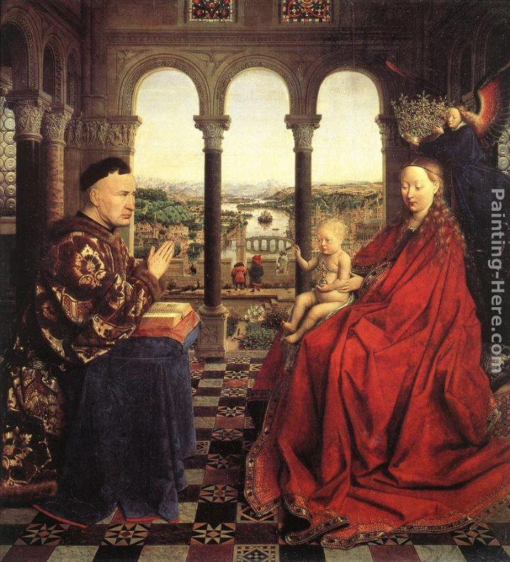 Jan Van Eyck Wall Art