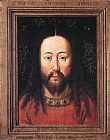 Jan van Eyck - Portrait of Christ
