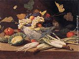 Jan van Kessel - Still-life with Vegetables