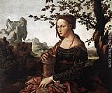 Jan van Scorel - Mary Magdalene