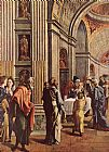 Jan van Scorel - Presentation of Jesus in the Temple