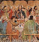 Jaume Huguet - Last Supper