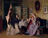 Jean Carolus - The Eavesdropper