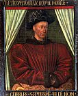 Jean Fouquet - Charles VII, King Of France