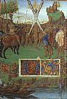 Jean Fouquet - Martyrdom of St Andrew