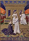 Jean Fouquet - The Coronation of the Virgin