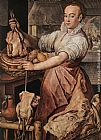 Joachim Beuckelaer - The Cook