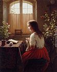 Johann Georg Meyer von Bremen - An Afternoons Amusements