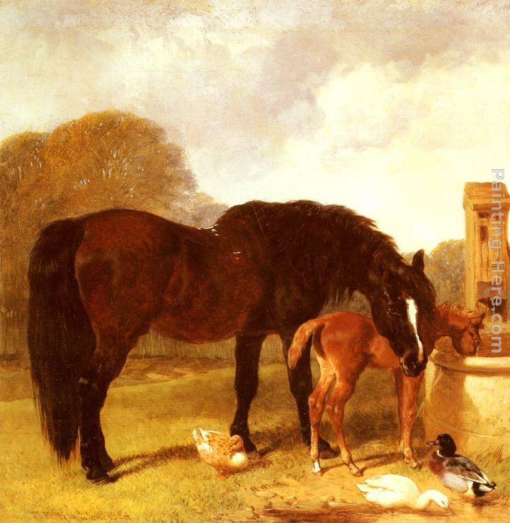 Famous Horse Paintings page 6