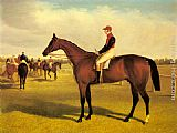 John Frederick Herring Snr - Don John, The Winner of the 1838 St. Leger with William Scott Up