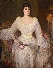 John Lavery - Portrait Of Lady Lyle