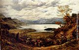 The Emigrants, Derwent Water, Cumberland