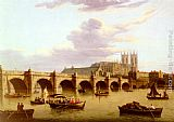 John Paul - The Thames At Westminister