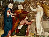 John Roddam Spencer Stanhope - Why seek ye the living among the dread St Luke, Chapter XIV, verse 5
