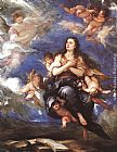 Famous Mary Paintings - Assumption of Mary Magdalene