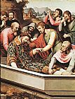 Juan de Juanes - The Entombment of St Stephen Martyr