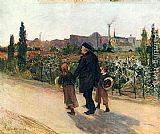Jules Bastien-Lepage - All Souls' Day