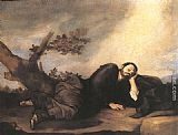 Jusepe de Ribera - Jacob's Dream
