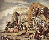 Louis Le Nain - The Cart or Return from Haymaking