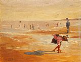 Marguerite Rousseau - On the Beach