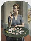 Meredith Frampton - A Game of Patience