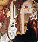 Michael Pacher - Annunciation