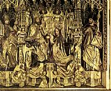 Michael Pacher - Coronation of the Virgin