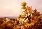Niels Simonsen - Arabs In A Hilltop Fort