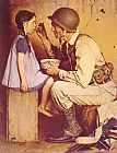 Norman Rockwell Famous Paintings - The American Way