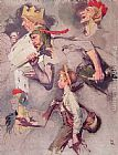 Norman Rockwell Famous Paintings - The Land of Enchantment