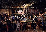 Otto Piltz - In The Bavarian Beergarden