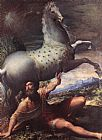 Parmigianino - The Conversion of St Paul
