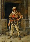 A Serbian Warrior