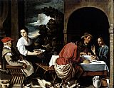 Pedro Orrente - The Supper at Emmaus