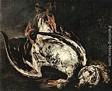 Peeter Boel - Still-Life with Dead Wild-Duck