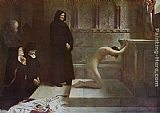 Philip Hermogenes Calderon - St Elizabeth of Hungary's Great Act of Renunciation