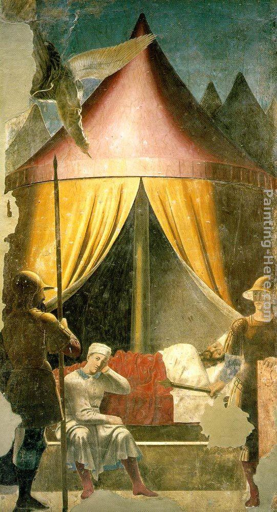 Piero della Francesca Constantine's Dream