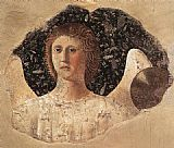 Piero della Francesca - Head of an Angel