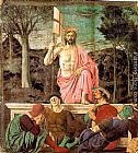Piero della Francesca Resurrection painting